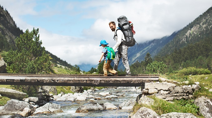 4 Tips for a Successful Hiking/Backpacking Trip