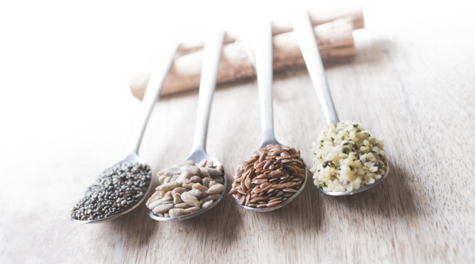 Choose a Seed for Omega 3