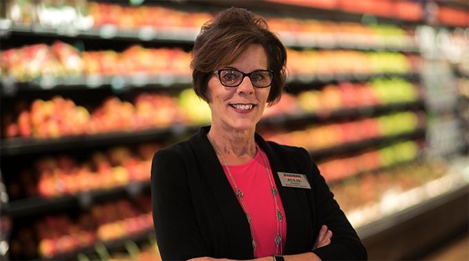 Meet Dietitian Julie Opp