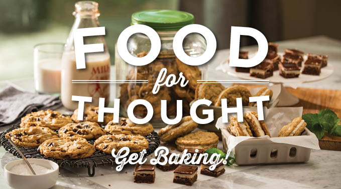Food for Thought Baking Edition 2016
