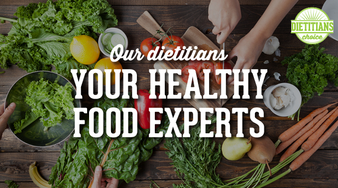 Harmons Dietitians: Your Healthy Food Experts