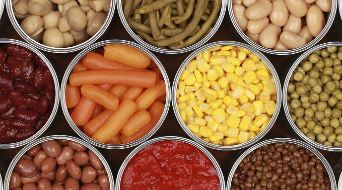 Fresh, Frozen, Canned, Dried: It's All Good!
