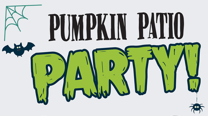 Harmons Pumpkin Patio Party!