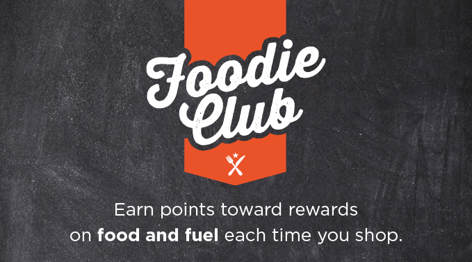 What are the Benefits of Foodie Club Membership?