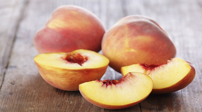 Peak of Season: Utah peaches