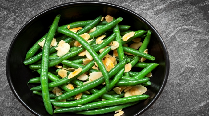 Green Beans are Peak of Season!