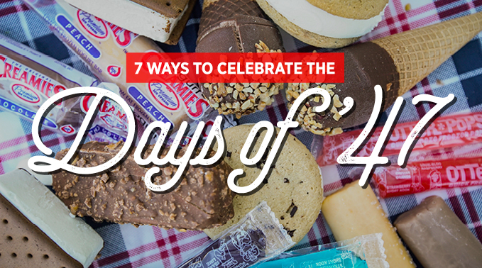 7 Ways to Celebrate the Days of '47