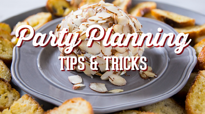 Holiday Party Planning Tips & Tricks