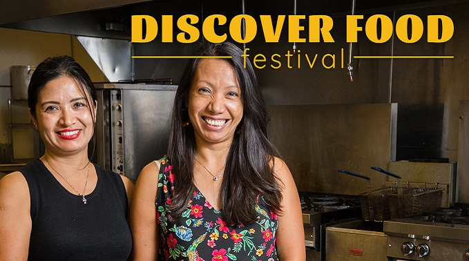 Discover Food Festival