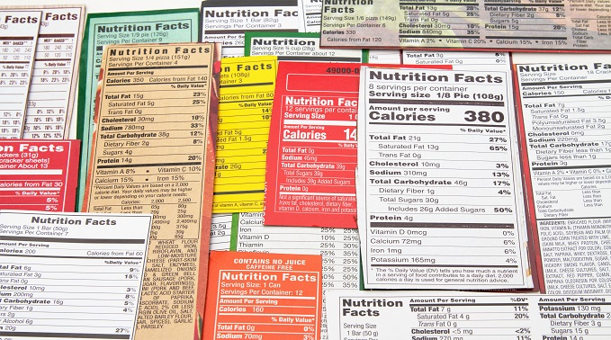 Nutrition Facts Label - What's New?