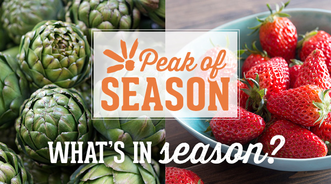 Harmons Introduces Peak of Season