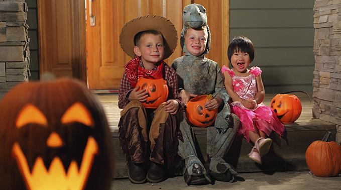 Healthy Halloween Ideas Kids Will Actually Like