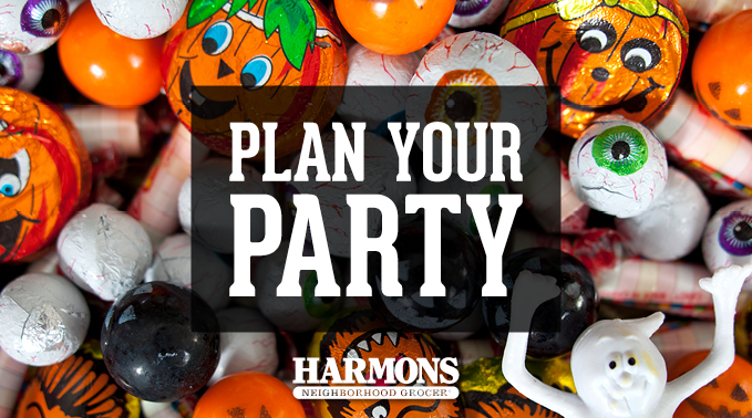 13 Spooky Ideas for Planning a Halloween Party