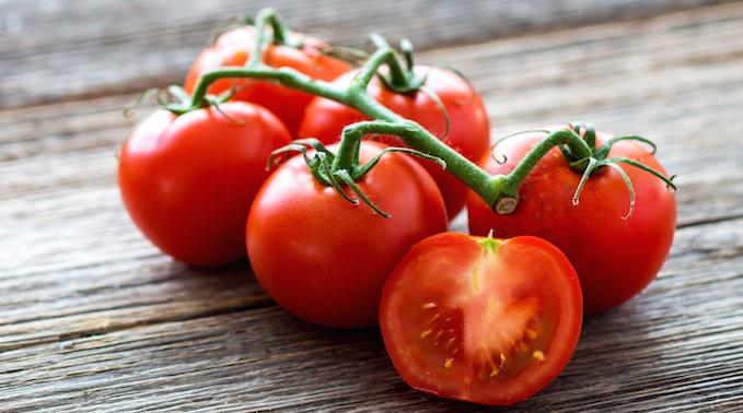 Peak of Season: Utah Tomatoes