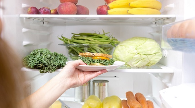 Time to Organize Your Kitchen for Health