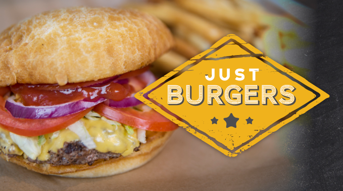 Just Burgers has Just Opened!