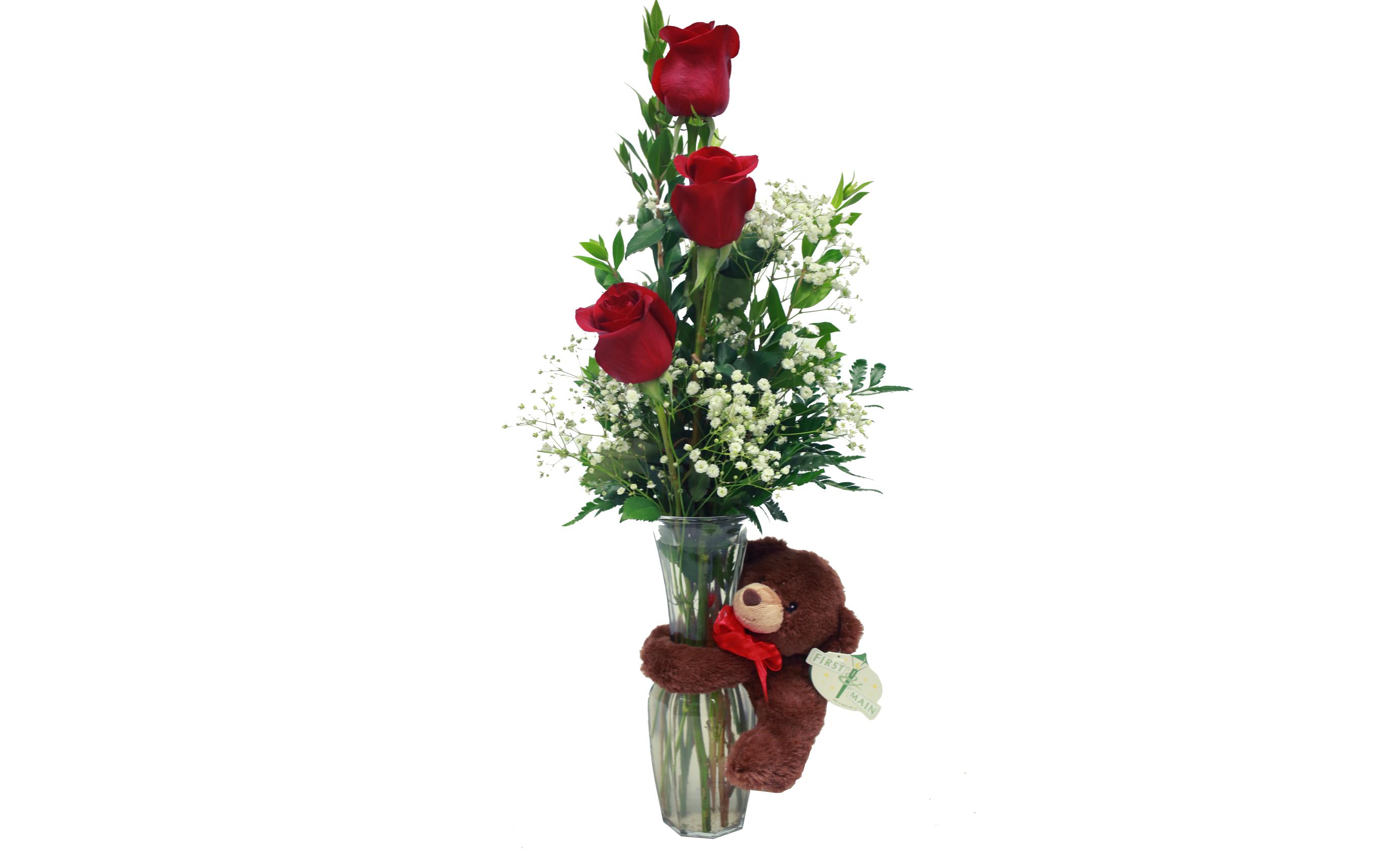 Flower shop hugger red izmirmasajfo