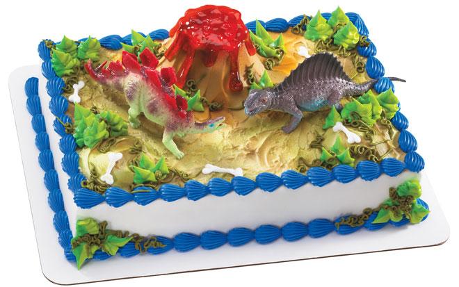 Dinosaur Pals Cake
