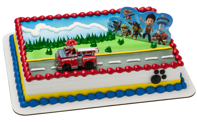 Paw Patrol Just Yelp For Help Cake